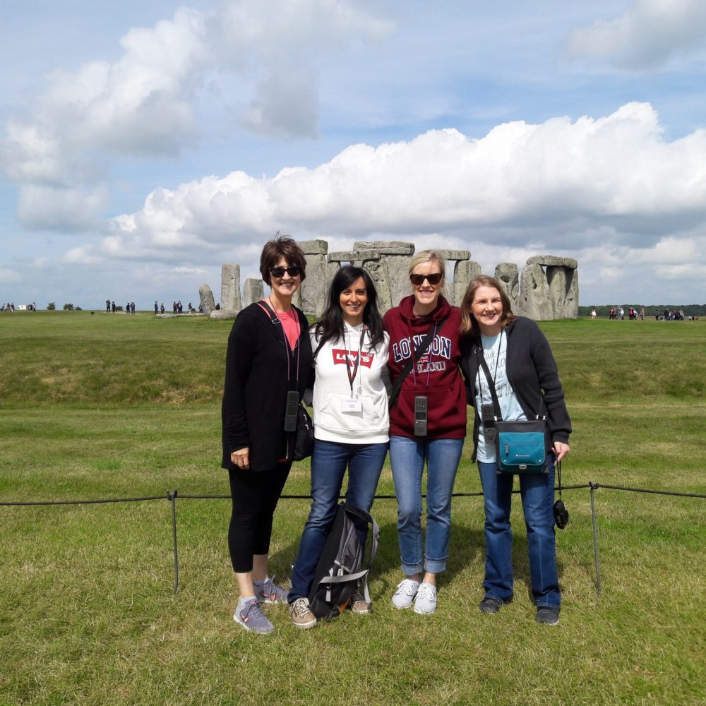 Gita fuori porta a Stonehenge?