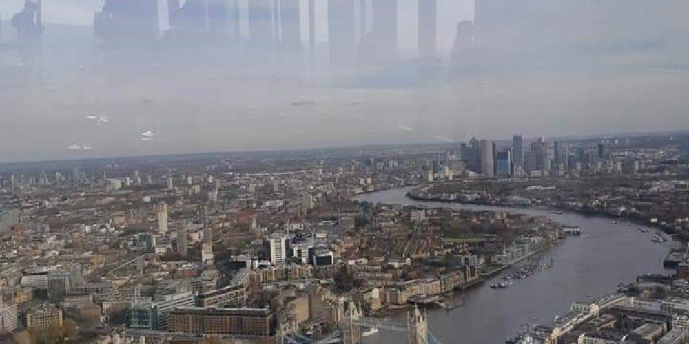 vista dai grattacieli